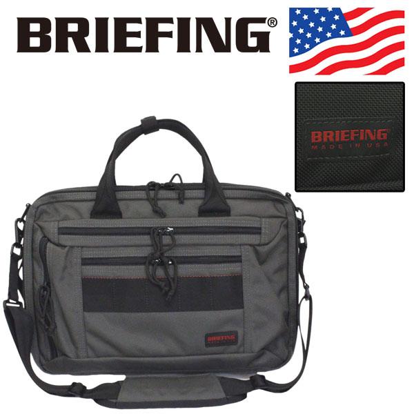 正規取扱店 BRIEFING (ブリーフィング) BRA193Y03 CLOUD A4 3WAY ショルダーバッグ 全2色 アメリカ製 BR483