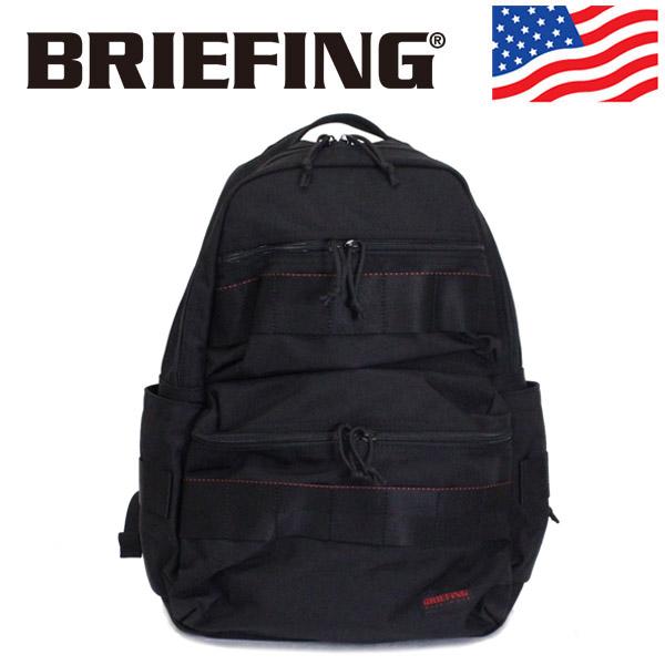 正規取扱店 BRIEFING (ブリーフィング) BRM191P04 ATTACK PACK L アタックパック バックパック 010 BLACK BR448