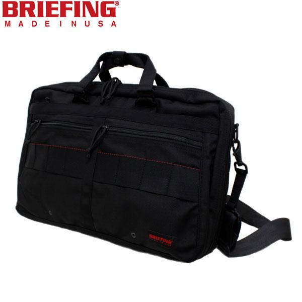 正規取扱店 BRIEFING(ブリーフィング) BRF115219 C-3 LINER 3WAY BAG(C-3ライナー3ウェイバッグ) BLACK BR036