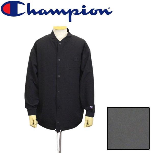 スーパーセール正規取扱店 Champion (チャンピオン) C3-Q608 STADIUM JACKET スタジアムジャケット 全2色 CN021