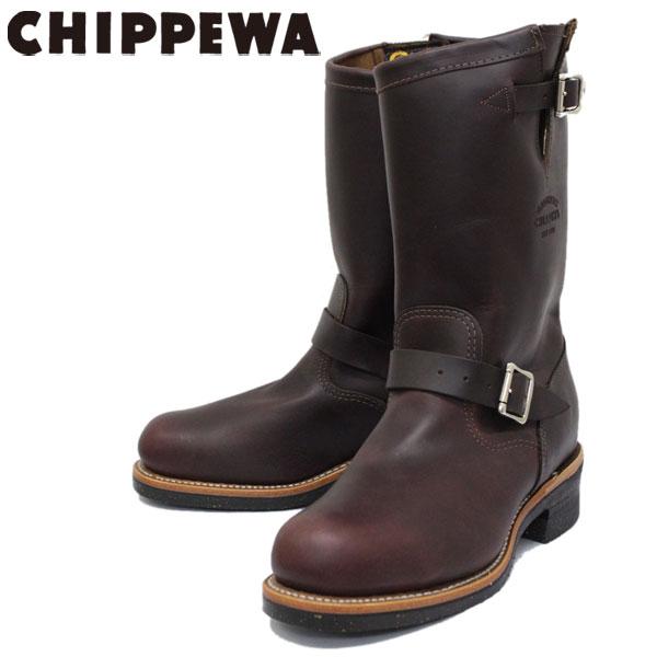 正規取扱店 CHIPPEWA (チペワ) 1901M04 11inch ORIGINAL STEEL TOE ENGINEER BOOTS 11インチ スチールトゥ エンジニアブーツ CORDOVAN