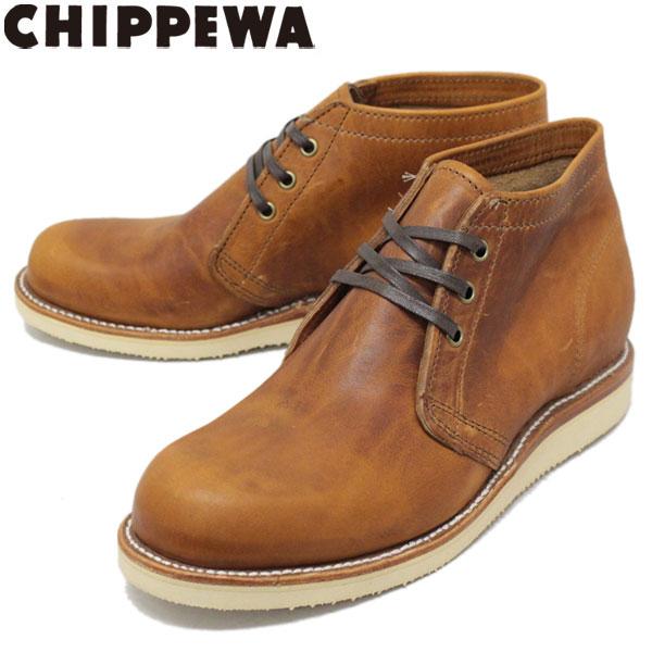 正規取扱店 CHIPPEWA (チペワ) 1955 ORIGINAL MODERN SUBURBAN BOOTS モダンサバーバン アウトドアブーツ TAN