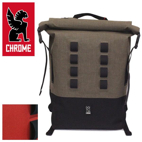 正規取扱店 CHROME (クローム クロム) BG-218 URBAN EX ROLLTOP 28 アーバン EX ロールトップ バックパック 2色 CH212