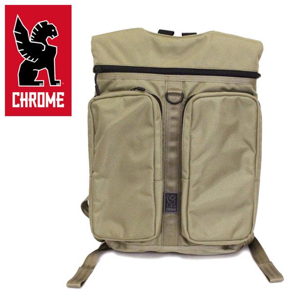 正規取扱店 CHROME (クローム クロム) BG-241 MXD FATHOM ファゾム バッグ DUNE CH200