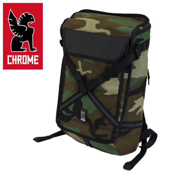 正規取扱店 CHROME (クローム クロム) BG-248 ECHO BRAVO エコー ブラーボ バックパック CAMO CH169