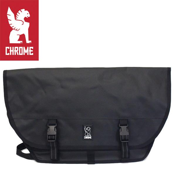 正規取扱店 CHROME (クローム クロム) BG292 CITIZEN TARP シチズン タープ メッセンジャーバッグ BLACK/BLACK CH258
