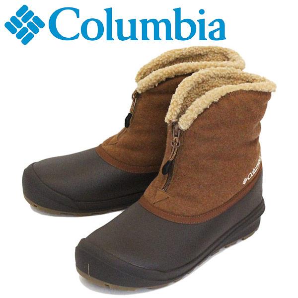 正規取扱店 Columbia (コロンビア) YU0282 チャケイピ2スリップ オムニヒート ウィンターブーツ 281 CINNAMON CLB011