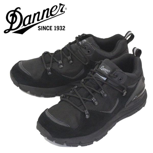 正規取扱店 DANNER (ダナー) D124266 POWERS TRAINER LO パワートレーナー ロー スニーカー BLACK
