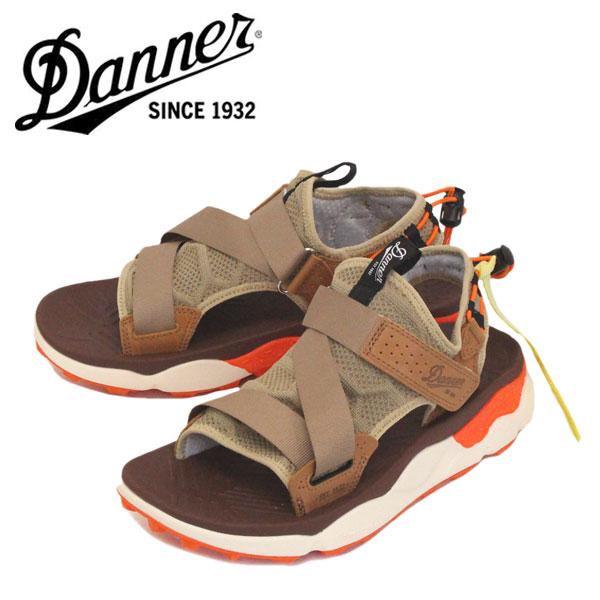 正規取扱店 DANNER (ダナー) D822002 M.MAZAMA マザマ サンダル スニーカー BEIGE