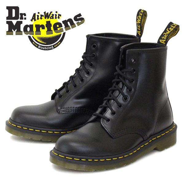 正規取扱店 Dr.Martens ドクターマーチン 1460 8EYE BOOTS 8ホールブーツ BLACK ブラック
