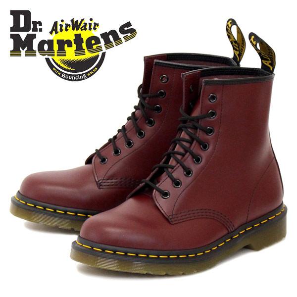 正規取扱店 Dr.Martens ドクターマーチン 1460 8EYE BOOTS 8ホールブーツ CHERRY RED チェリーレッド