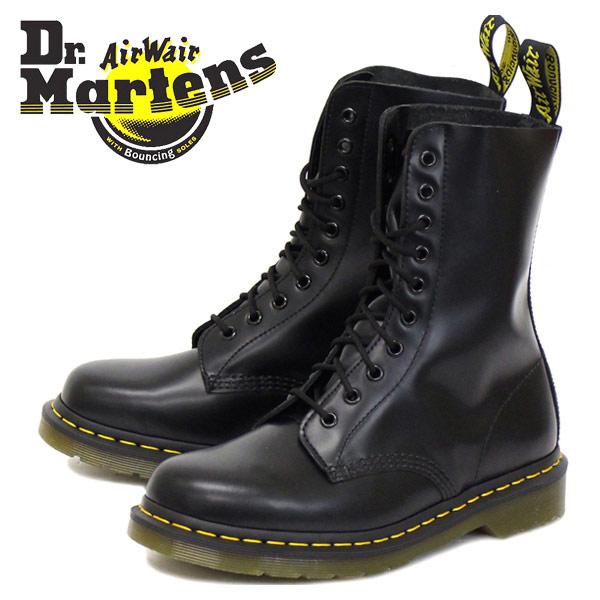 正規取扱店 Dr.Martens ドクターマーチン 1490 10EYE BOOTS 10ホールブーツ BLACK ブラック