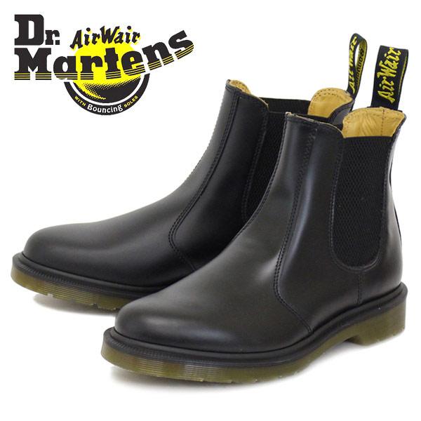正規取扱店 Dr.Martens ドクターマーチン 2976 CHELSEA BOOTS チェルシーブーツ サイドゴア BLACK ブラック