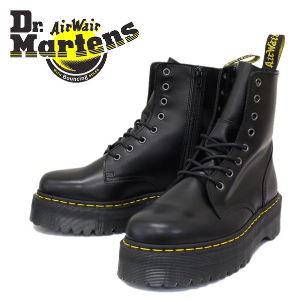 正規取扱店 Dr.Martens (ドクターマーチン) QUAD RETRO JADON 8EYE BOOT (ジェードン 8ホール ブーツ) Black