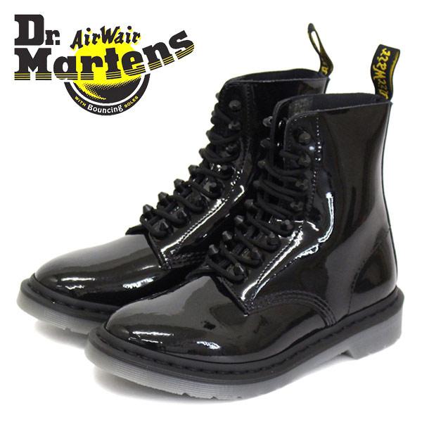 正規取扱店 Dr.Martens (ドクターマーチン) WMS PASCAL STUD パスカル スタッズ 8ホール レディースブーツ Black