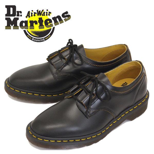 正規取扱店 Dr.Martens (ドクターマーチン) 1461 GHILLIE SHOES (ギリエ シューズ) Black