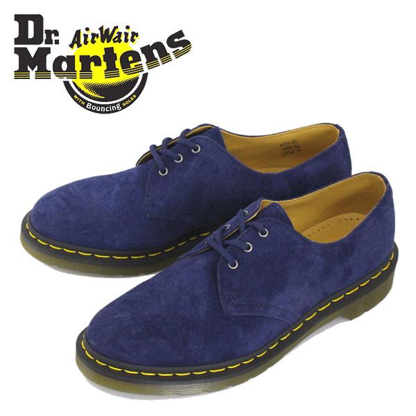 正規取扱店 Dr.Martens (ドクターマーチン) 1461 3H SHOES (3ホール シューズ) Indigo