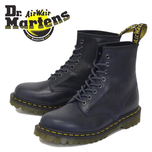 正規取扱店 Dr.Martens (ドクターマーチン) CORE 1460 8-Eye BOOTS レースアップブーツ DMS NAVY