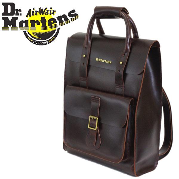 正規取扱店 Dr.Martens (ドクターマーチン) AB100230 Small Leather Backpack スモールレザーバックパック CHARRO BRANDO