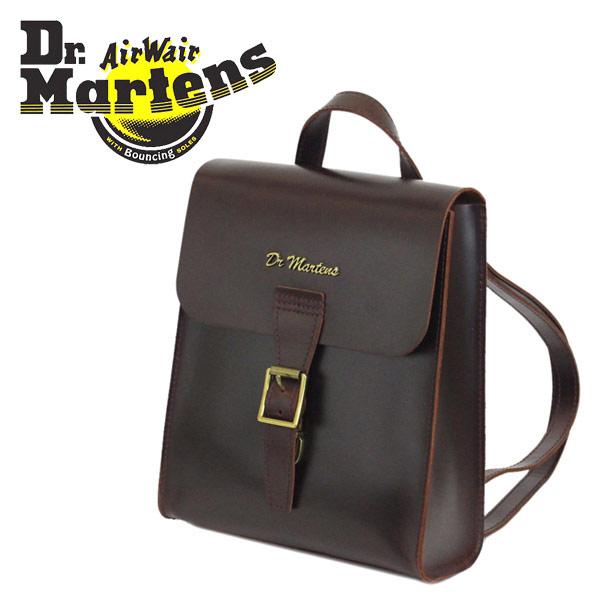 正規取扱店 Dr.Martens (ドクターマーチン) AC599230 Mini Leather Backpack ミニ レザーバックパック CHARRO