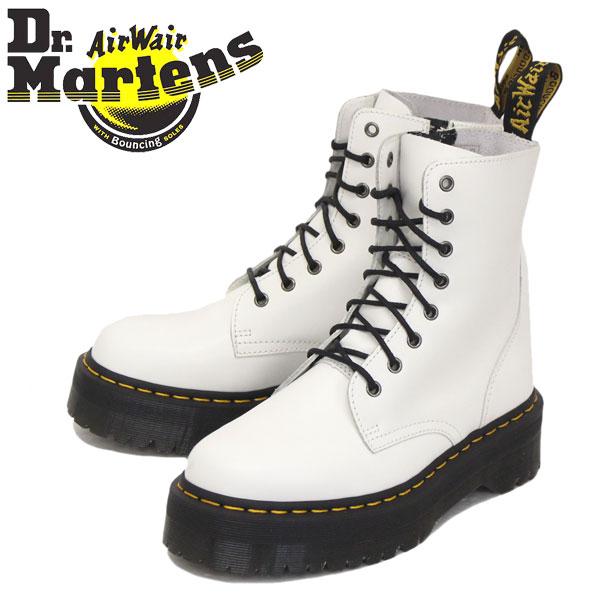 正規取扱店 Dr.Martens (ドクターマーチン) 15265100 JADON 8EYE BOOT ジェイドン レザーブーツ WHITE
