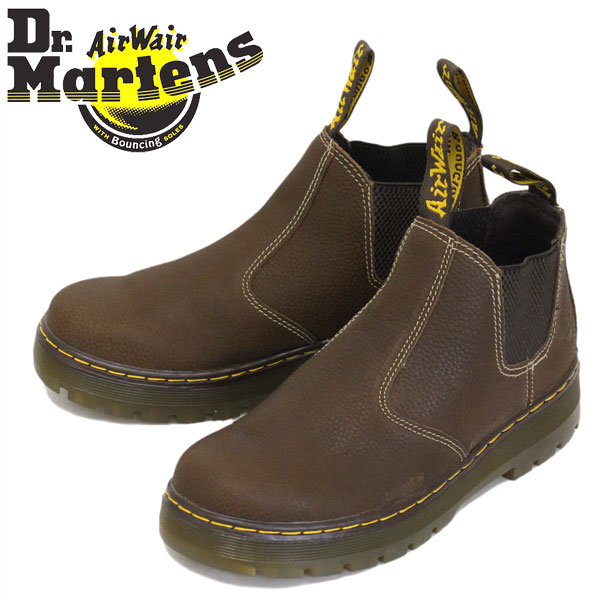 正規取扱店 Dr.Martens (ドクターマーチン) 24026248 HARDIE Chelsea Boot ハーディー サイドゴア チェルシーブーツ TAN