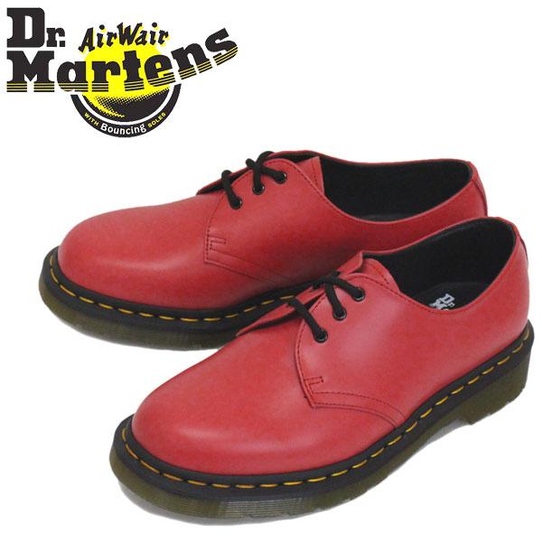 正規取扱店 Dr.Martens (ドクターマーチン) 24817636 1461 3H レザーシューズ SATCHEL RED