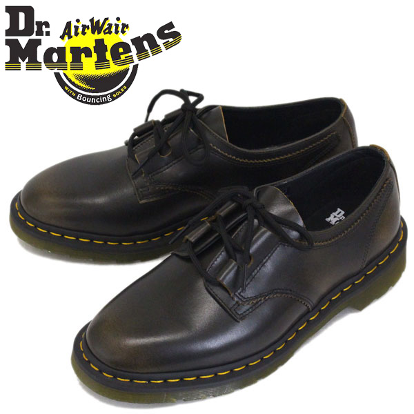 正規取扱店 Dr.Martens (ドクターマーチン) 24863243 1461 GHILLIE ギリエ レザーシューズ BUTTERSCOTCH