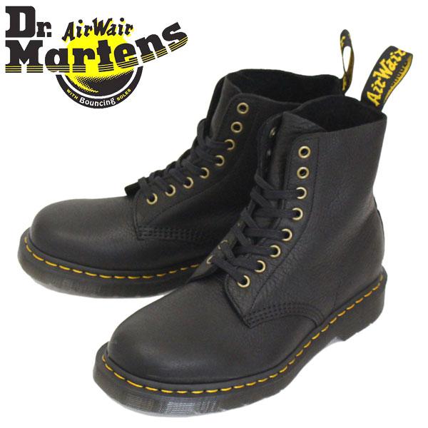 正規取扱店 Dr.Martens (ドクターマーチン) 24993001 1460 PASCAL 8EYE BOOT パスカル レザーブーツ BLACK