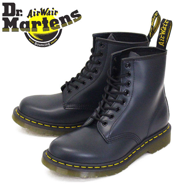 正規取扱店 Dr.Martens (ドクターマーチン) 11822411 1460 8EYE スムースレザー ブーツ NAVY