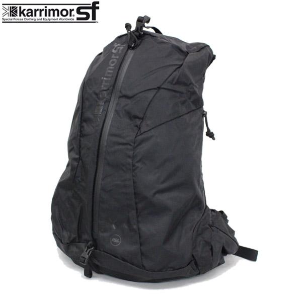 正規取扱店 karrimor SF (カリマースペシャルフォース) X-LITE 15(エックスライト バックパック リュックサック) BLACK KM034