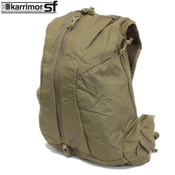 正規取扱店 karrimor SF (カリマースペシャルフォース) X-LITE 15(エックスライト バックパック リュックサック) COYOTE KM019
