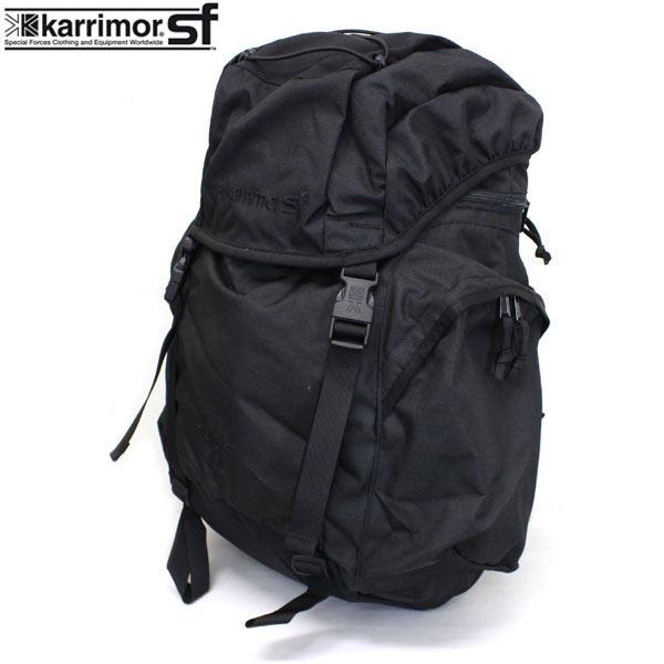 正規取扱店 karrimor SF(カリマースペシャルフォース) SABRE 35(セイバー35 リュックサック) BLACK KM017