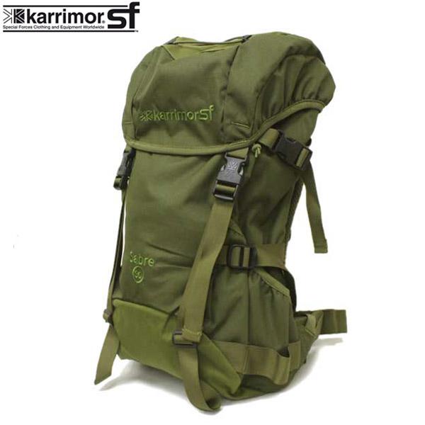 正規取扱店 karrimor SF(カリマースペシャルフォース) SABRE 30(セイバー30 リュックサック) OLIVE KM006