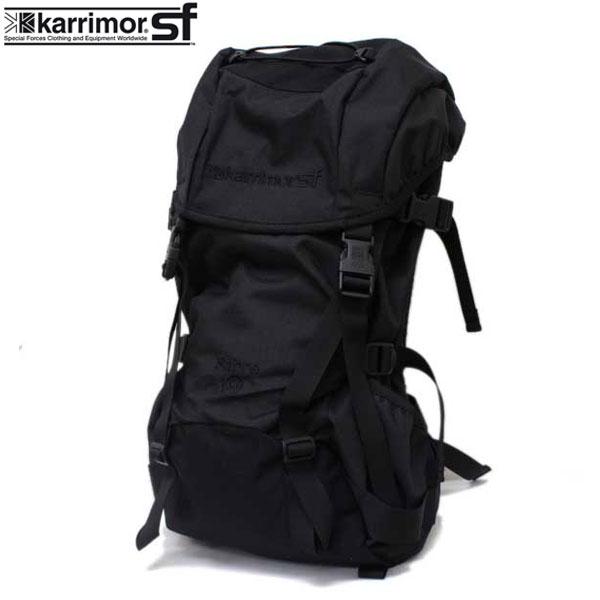正規取扱店 karrimor SF(カリマースペシャルフォース) SABRE 30(セイバー30 リュックサック) BLACK KM005