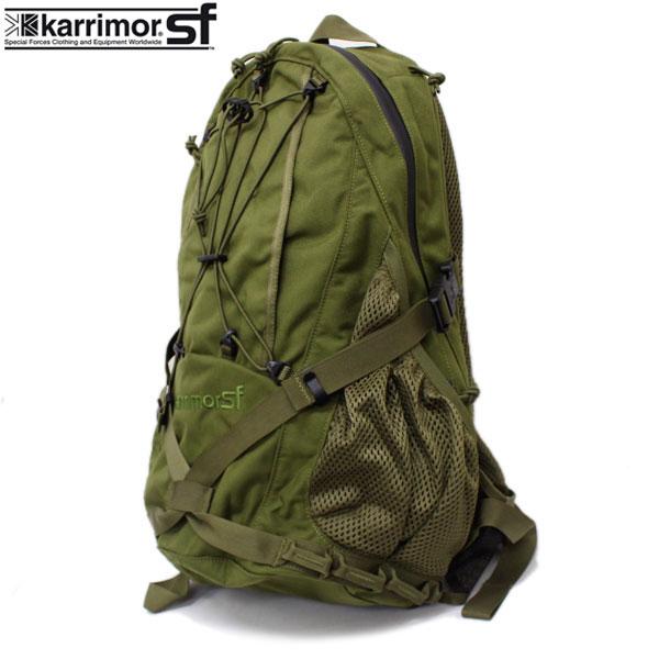 正規取扱店 karrimor SF(カリマースペシャルフォース) SABRE DELTA 25(セイバーデルタ25 リュックサック) OLIVE KM002