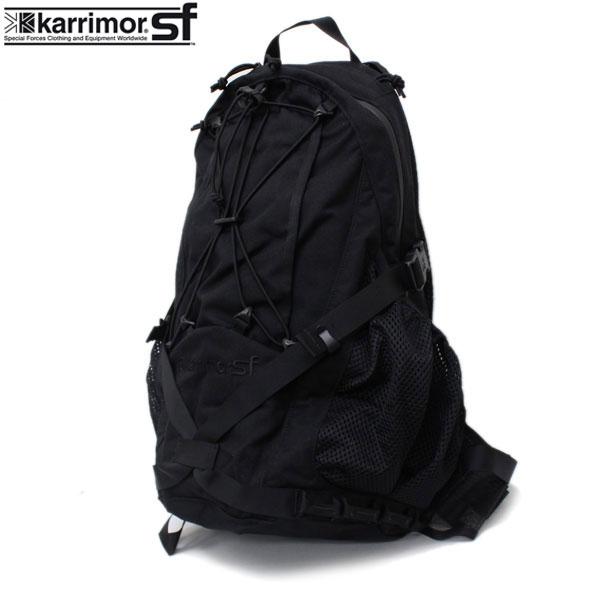 正規取扱店 karrimor SF(カリマースペシャルフォース) SABRE DELTA 25(セイバーデルタ25 リュックサック) BLACK KM001