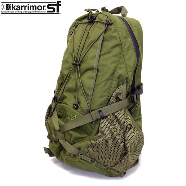 正規取扱店 karrimor SF(カリマースペシャルフォース) SABER DELTA 35(セイバーデルタ35 リュックサック) OLIVE KM026