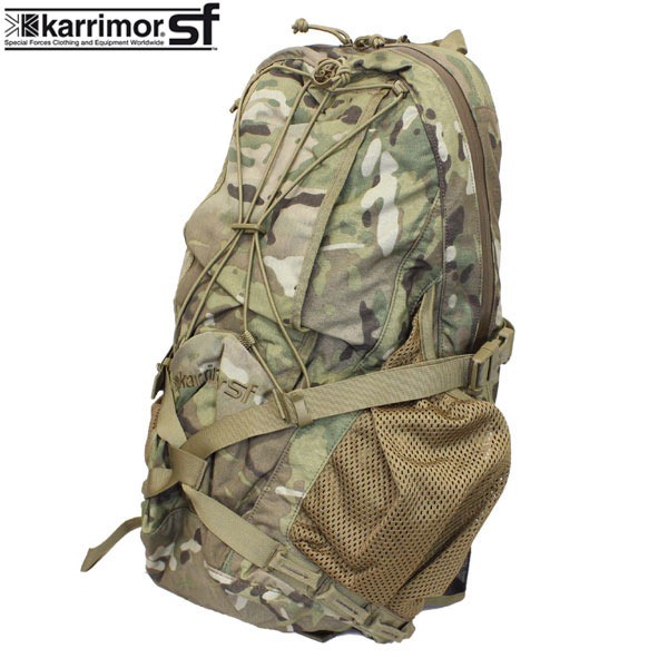 正規取扱店 karrimor SF(カリマースペシャルフォース) SABER DELTA 35(セイバーデルタ35 リュックサック) MULTICAM KM028