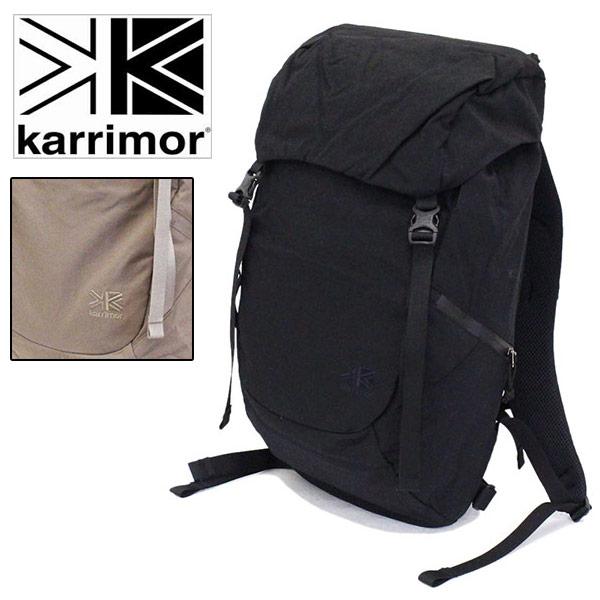 正規取扱店 karrimor (カリマー) urban duty excalibur 25 アーバンデューティーエクスカリバー25 デイパック 全2色 KR006