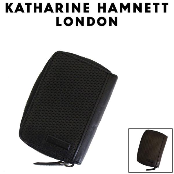 正規取扱店 KATHARINE HAMNETT LONDON (キャサリンハムネット ロンドン) 490-58000 Mesh キーケース 全2色
