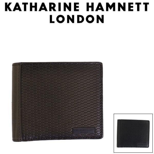 正規取扱店 KATHARINE HAMNETT LONDON (キャサリンハムネット ロンドン) 490-58001 Mesh 札入れ 二つ折りウォレット 全2色