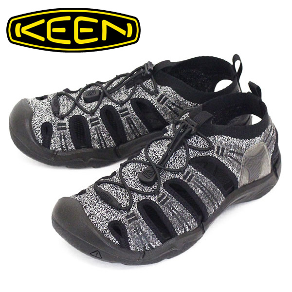 正規取扱店 KEEN (キーン) 1022316 Men's EVOFIT 1 エヴォフィット ワン サンダル MIX GRAY/BLACK KN441