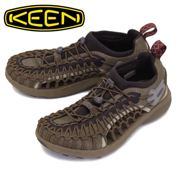 正規取扱店 KEEN (キーン) 1022382 Men's UNEEK SNK ユニーク スニーク スニーカー STRATUM KN459