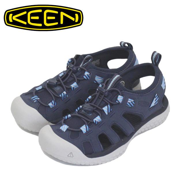 正規取扱店 KEEN (キーン) 1022453 Women's SOLR SANDAL ソーラー サンダル レディース NAVY/BLUE MIST KN471