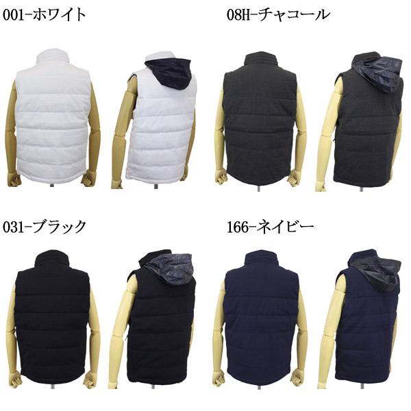 de8b6c4586324a All regular dealer LACOSTE (Lacoste) BH310E cotton picket down vest four-colored  LC105