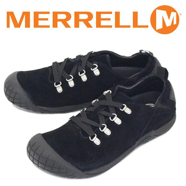 正規取扱店 MERRELL (メレル) J6002173 PATHWAY LACE パスウェイレース メンズシューズ BLACK MRL052
