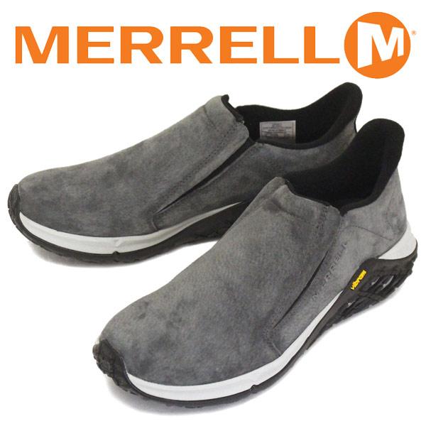 正規取扱店 MERRELL (メレル) J94523 Jungle Moc 2.0 ジャングルモック2.0 スエードレザーシューズ Granite MRL048