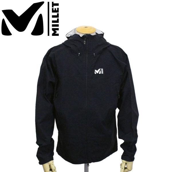 正規取扱店 MILLET (ミレー) MIV01479 TYPHON 50000 ST JKT ストレッチ ジャケット JET BLACK MI016