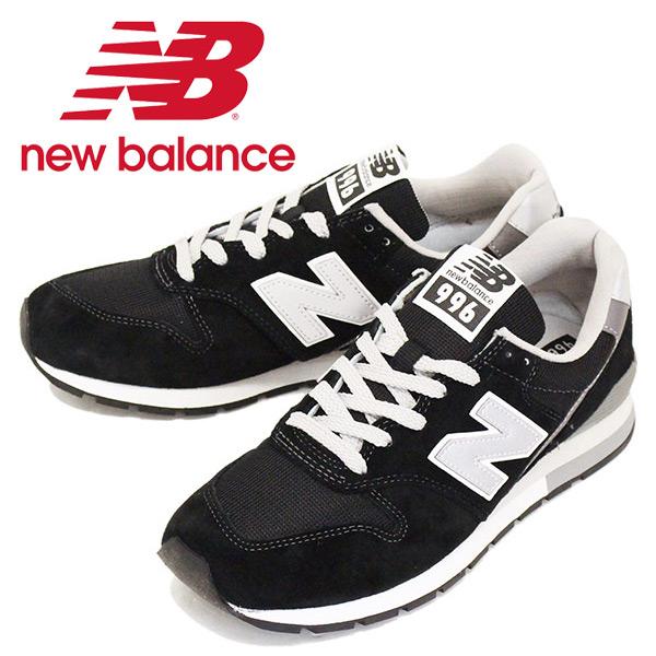 正規取扱店 new balance (ニューバランス) CM996 BP スニーカー BLACK NB655